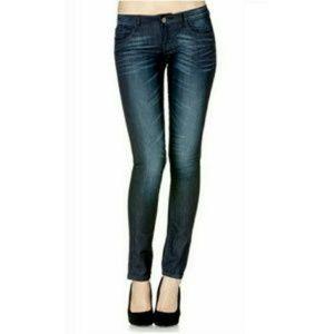 Miss Me Nicole 5 Low Skinny Jeans Size 28